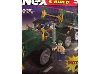 K'nex dumper truck