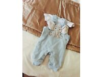 Baby boy dumbo outfit