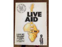 Live aid 1985 dvd