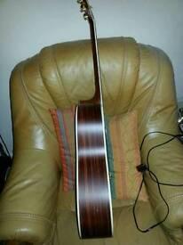 Framus fdg20 acoustic mij