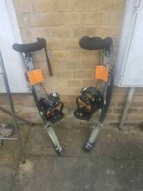 Pro Jump Stilts - Excellent condition