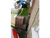 Bricks blocks ballast