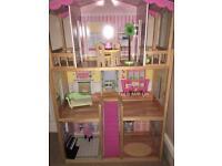 Kidcraft Barbie House