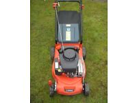 Wanted petrol powered lawnmowers Wanted