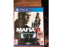 Mafia (3) III PS4 game