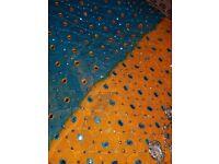 Chiffon sari for sale
