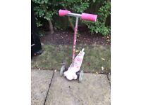 Hello Kitty Children's scooter