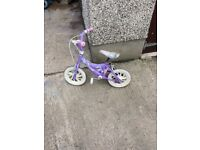 Small child's bike for sale