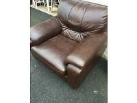 Leather armchair in super condition