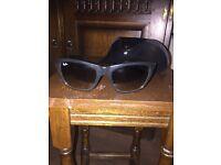 Original RayBan Women Sunglasses Black