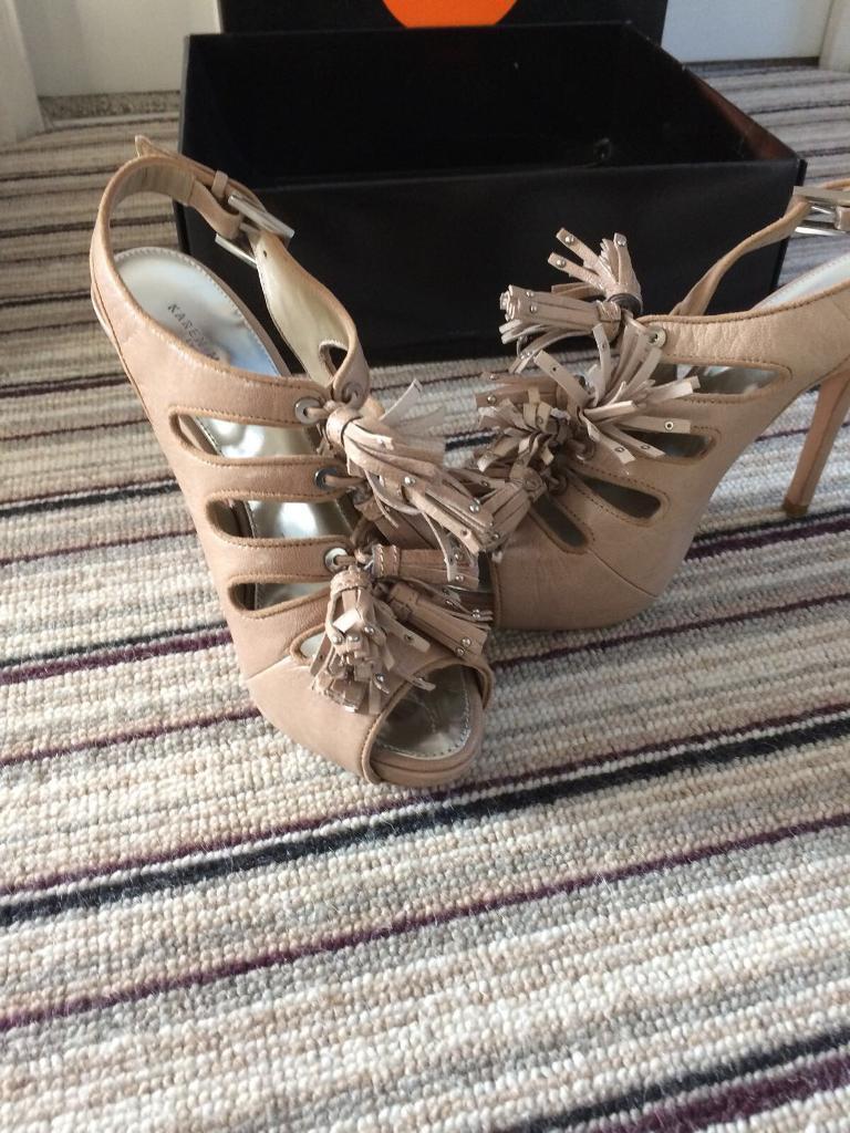 Karen Millen sandals size 4.5