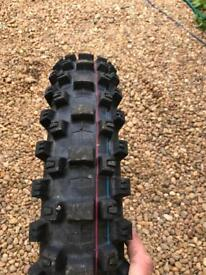 Tyre motocross dirt bike