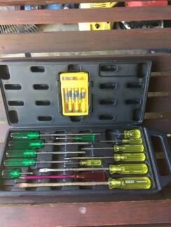 SET OF STANLEY SCREW DRIVER SET St Marys Penrith Area Preview