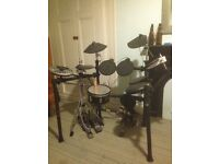 Millenium customised electronic drumkit