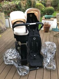 Bugaboo Donkey V1.1 Excellent Condition, In Warranty