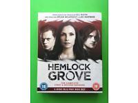 Hemlock Grove series 1&2 on blu ray