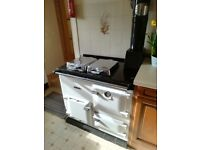 Rayburn Oil Nouvelle Central Heating Cooker