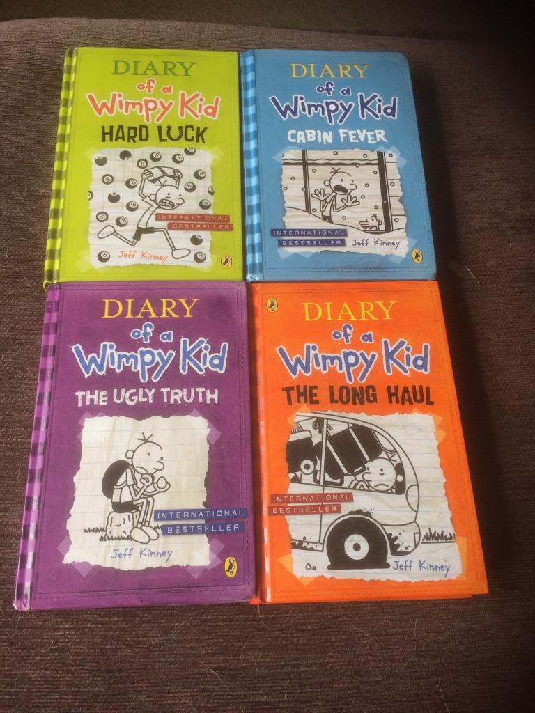 Diary of a Wimpy Kid Hardback