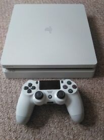 White PS4 500gb