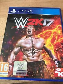 W2k17 for PS4