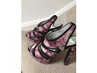 Karen Millen Women's shoes - size UK 6 (39) - perfect condition