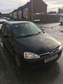 Corsa 1.7dti breaking or whole