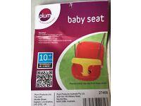 Plum Baby/Toddler Swing Seat