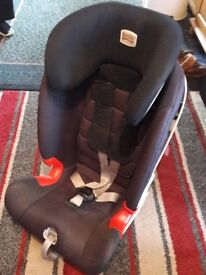Britax advansafix car seat