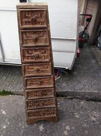Aztec chest ofdrawers