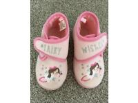 Fairy slippers size 7