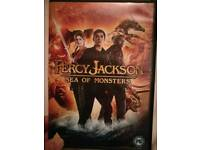 Percy Jackson sea of monster dvd