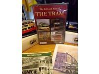 The tram die cast veichles