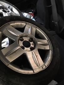 "15"" Renault Clio Alloy Wheels"
