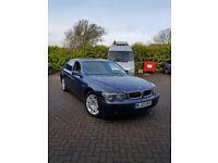 BMW 7 Series 730D MOT until April
