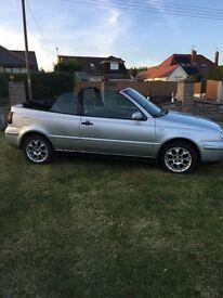 Volkswagen Golf Convertible 2001