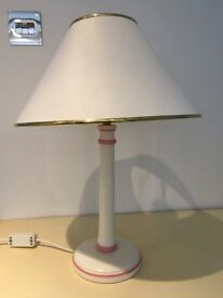 Table lamp for a bedroom