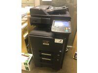 Kyocera TASKalfa 2551ci Colour Copier/Scanner/Printer