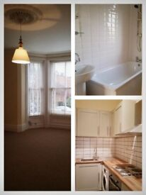 One Double Bedroom Flat (close to town centre) £600pcm (heating & hot water inc)