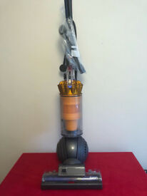dyson dc40 yellow with multi tool. high end model