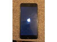 IPhone 6s+, 64GB, Locked to Three