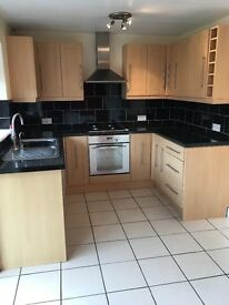 Beautiful three bed property, Modern finish. lovely kitchen & bathroom. Off road parking and garage.