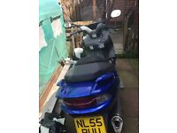 Suzzuci motor bike for spares or repairs