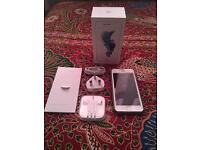 Apple iPhone 6s 64gb Silver Unlocked Mint Condition