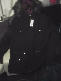 Brand new Laura Ashley coat double lined