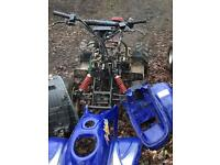 Apache 100 quad spares or repairs project