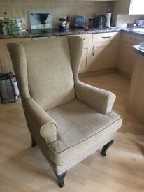 Like new Orthopedic arm chair, mint condition