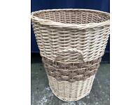 Large wicker basket FREE DELIVERY PLYMOUTH AREA