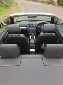 Audi A4 Convertible 2.0TDI SLINE