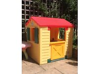 Little Tikes play house & children's kitchen