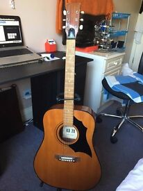 Vintage Kay KD 28 Guitar (Made in Italy)